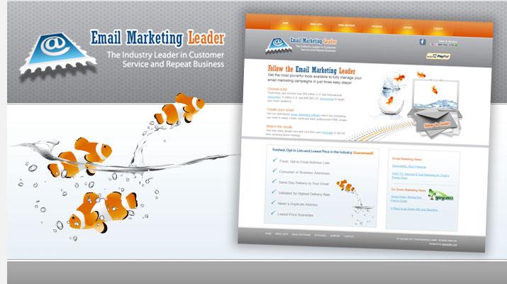 Email Marketing Leader